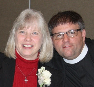 Fr. Jeff and Jess Wylie